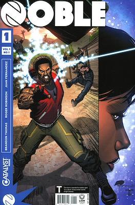 Noble (Comic book) #1