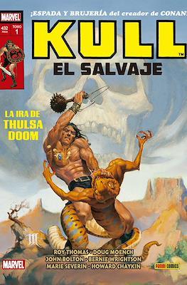 Kull: La Etapa Marvel Original. Marvel Omnibus (Cartoné) #1