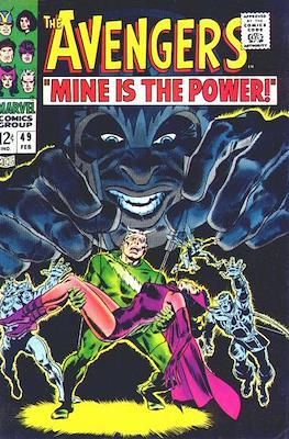 The Avengers Vol. 1 (1963-1996) (Grapa) #49