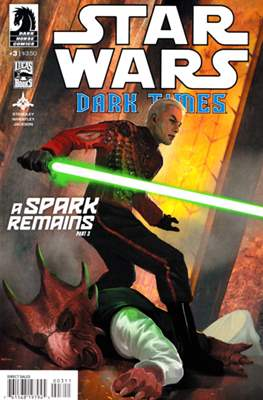 Star Wars: Dark Times A Spark Remains (Comic Book) #3