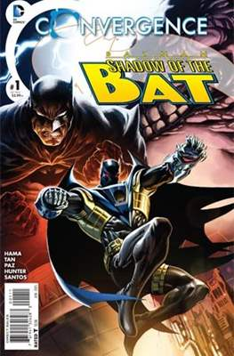 Convergence Batman Shadow of the Bat (2015) #1