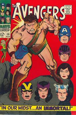 The Avengers Vol. 1 (1963-1996) (Grapa) #38