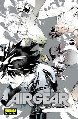 Air Gear (Rústica con sobrecubierta) #37