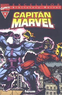 Biblioteca Marvel: Capitán Marvel (2002) (Rústica 160 pp) #6