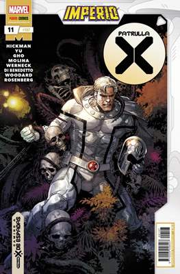 Patrulla-X (2020-) #11