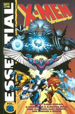 Essential X-Men (1999) (Softcover) #8