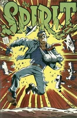 The Spirit (1983-1992) (Comic book. 32 pp) #11