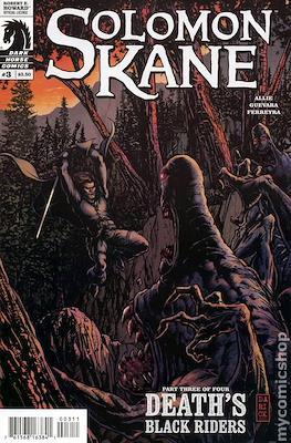 Solomon Kane: Death's Black Riders (2010) (Comic Book) #3