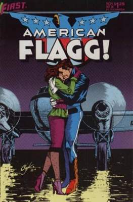 American Flagg! (Comic book) #26