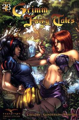 Grimm Fairy Tales (Comic Book) #23