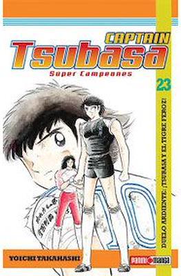 Captain Tsubasa. Super Campeones #23