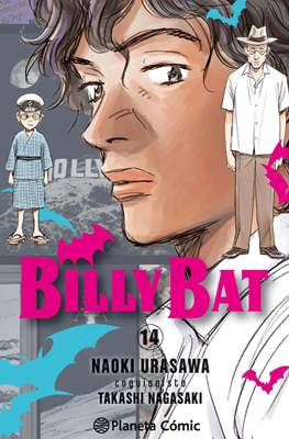 Billy Bat (Rústica con sobrecubierta) #14