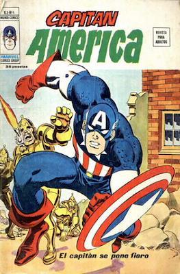 Capitán América Vol. 3 #4