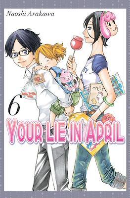 Your Lie in April (Rústica con sobrecubierta) #6
