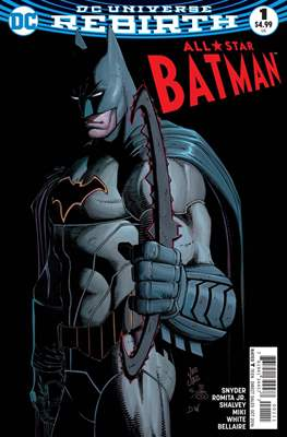 All Star Batman vol. 1 (2016-2017)