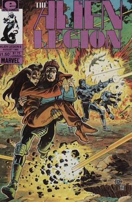Alien Legion Vol 1 #9
