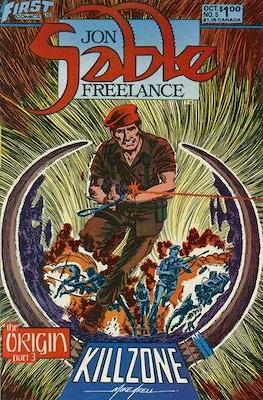 Jon Sable, Freelance #5