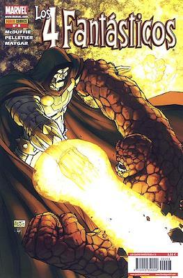 Los 4 Fantásticos / Los Cuatro Fantásticos Vol. 7 (2008-) (Grapa 24-48 pp) #8