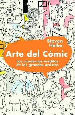 Arte del Cómic. Los cuadernos inéditos de los grandes artistas