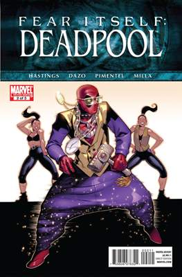 Fear itself: Deadpool #2