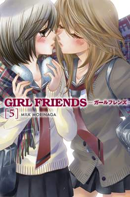 Girl Friends (Rústica con sobrecubierta) #5