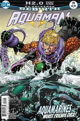 Aquaman Vol. 8 (2016-) #19