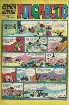 Pulgarcito (1946-1981 5ª y 6ª época) (Grapa, 16-32 páginas) #2016
