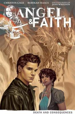 Angel & Faith: Season 9 (Softcover) #4