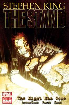 The Stand: The Night Has Come (Comic) #5