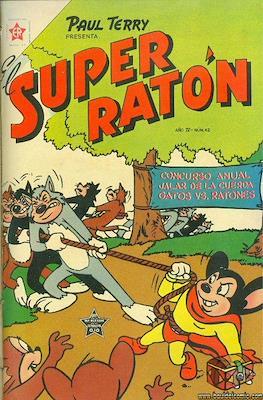 El Super Ratón (Grapa) #42