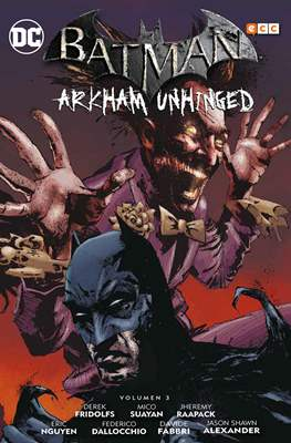Batman: Arkham Unhinged (Rústica, 160-168 pp) #3