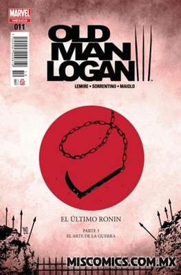 Old Man Logan (2016-2019) (Grapa) #11