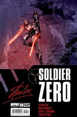 Soldier Zero (Cómic grapa) #10