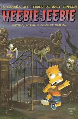 La cabaña del terror de Bart Simpson #1