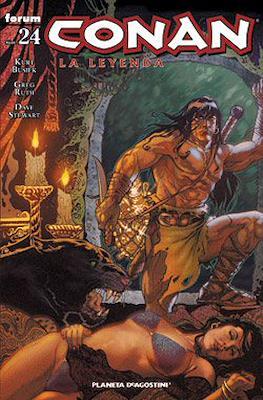 Conan. La Leyenda (Grapa 28-116 pp) #24