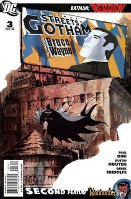 Batman: Streets of Gotham (2009-2011 Saddle-stitched) #3