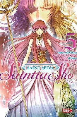Saint Seiya - Saintia Sho (Rústica con sobrecubierta) #5
