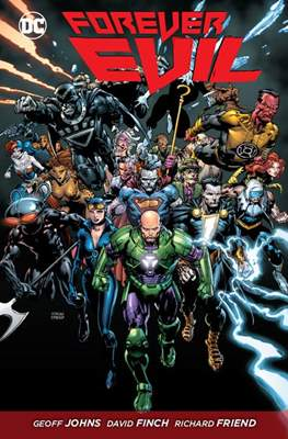 Forever Evil - DC Comics Deluxe