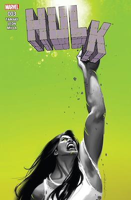 Hulk Vol. 4 (2016-2017) #3