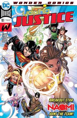 Young Justice (2019-) (Comic Book) #10