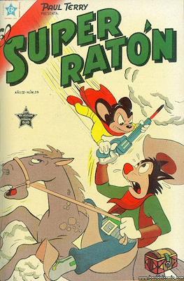 El Super Ratón (Grapa) #39