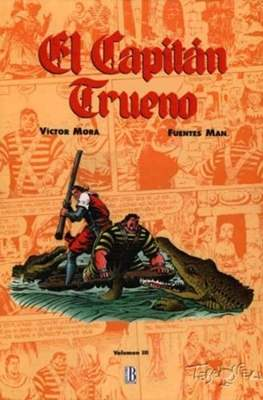 El Capitán Trueno. Fuentes Man (Cartoné) #3