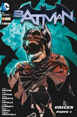Batman: Nuevo Universo DC (Rústica) #13