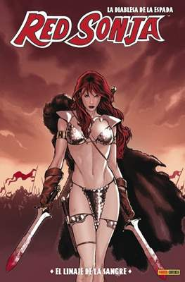 Red Sonja. La diablesa de la espada (Rústica 96 pp) #8
