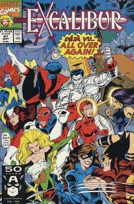 Excalibur Vol. 1 (Comic Book) #41