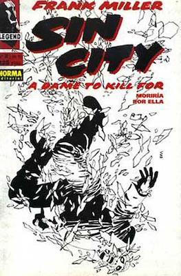 Sin City. Moriría por ella (Grapa) #2