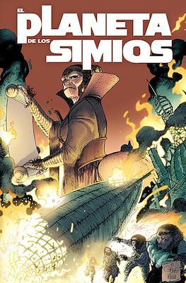 El Planeta de los Simios (Rústica 112 pp) #3