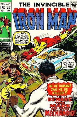 Iron Man Vol. 1 (1968-1996) (Comic book) #32