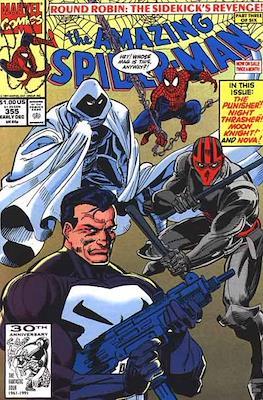 The Amazing Spider-Man Vol. 1 (1963-1998) (Comic-book) #355