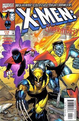 X-Men: Liberators #4